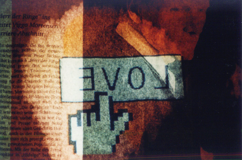 love is evol[ution]