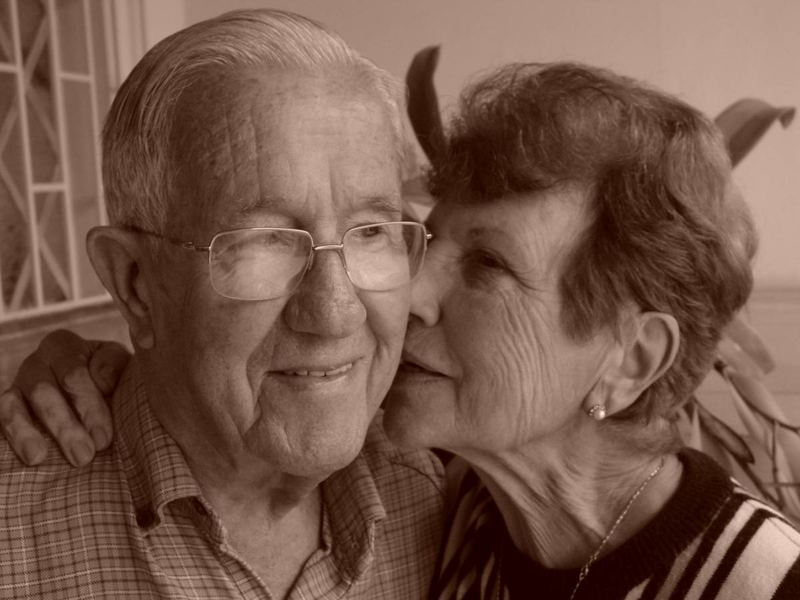 love never ages!