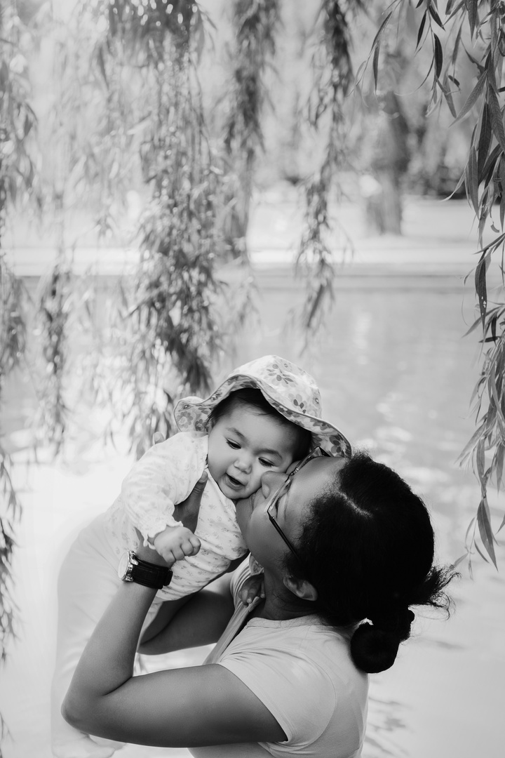 Love of a mother.