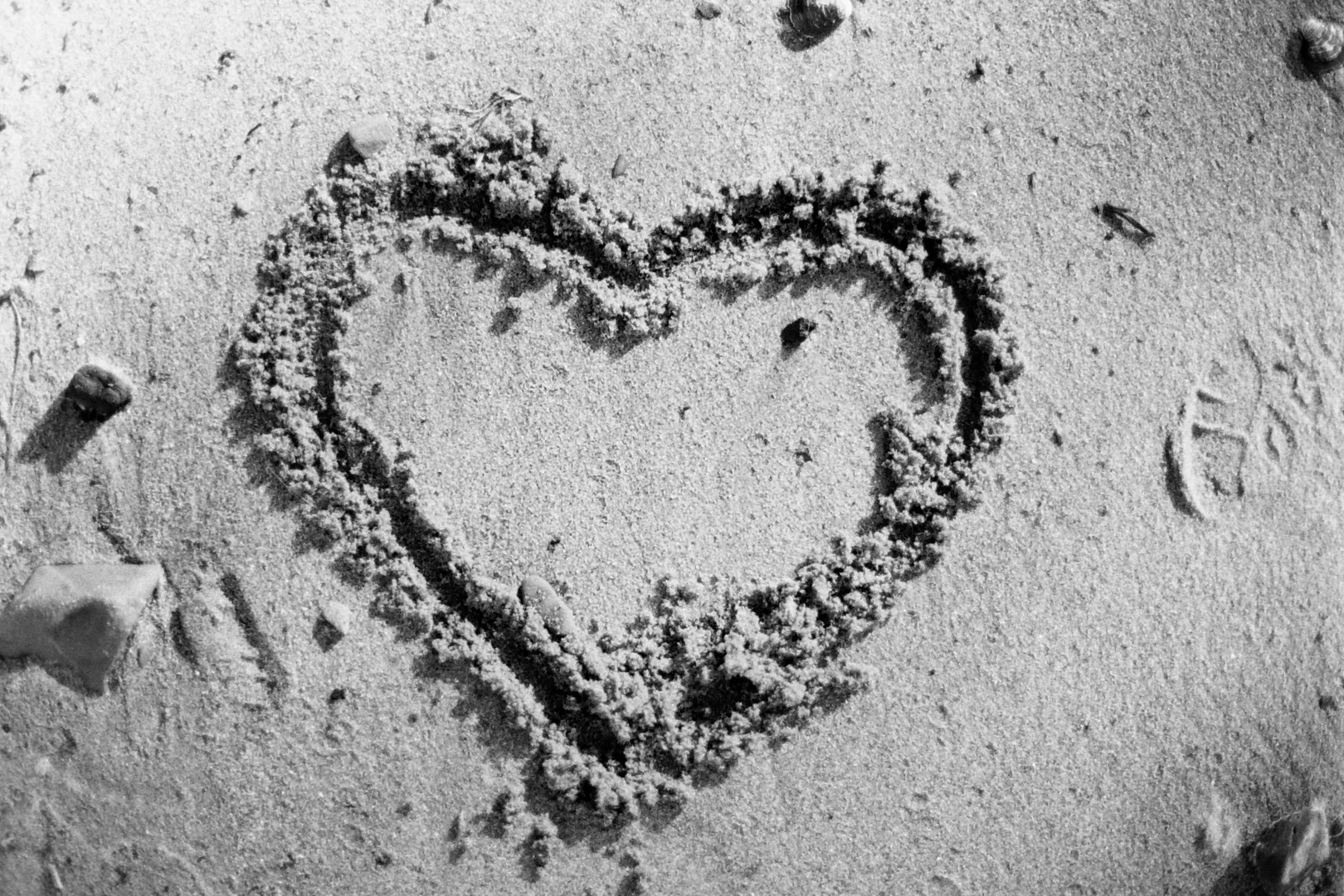 Love - Written in the sand