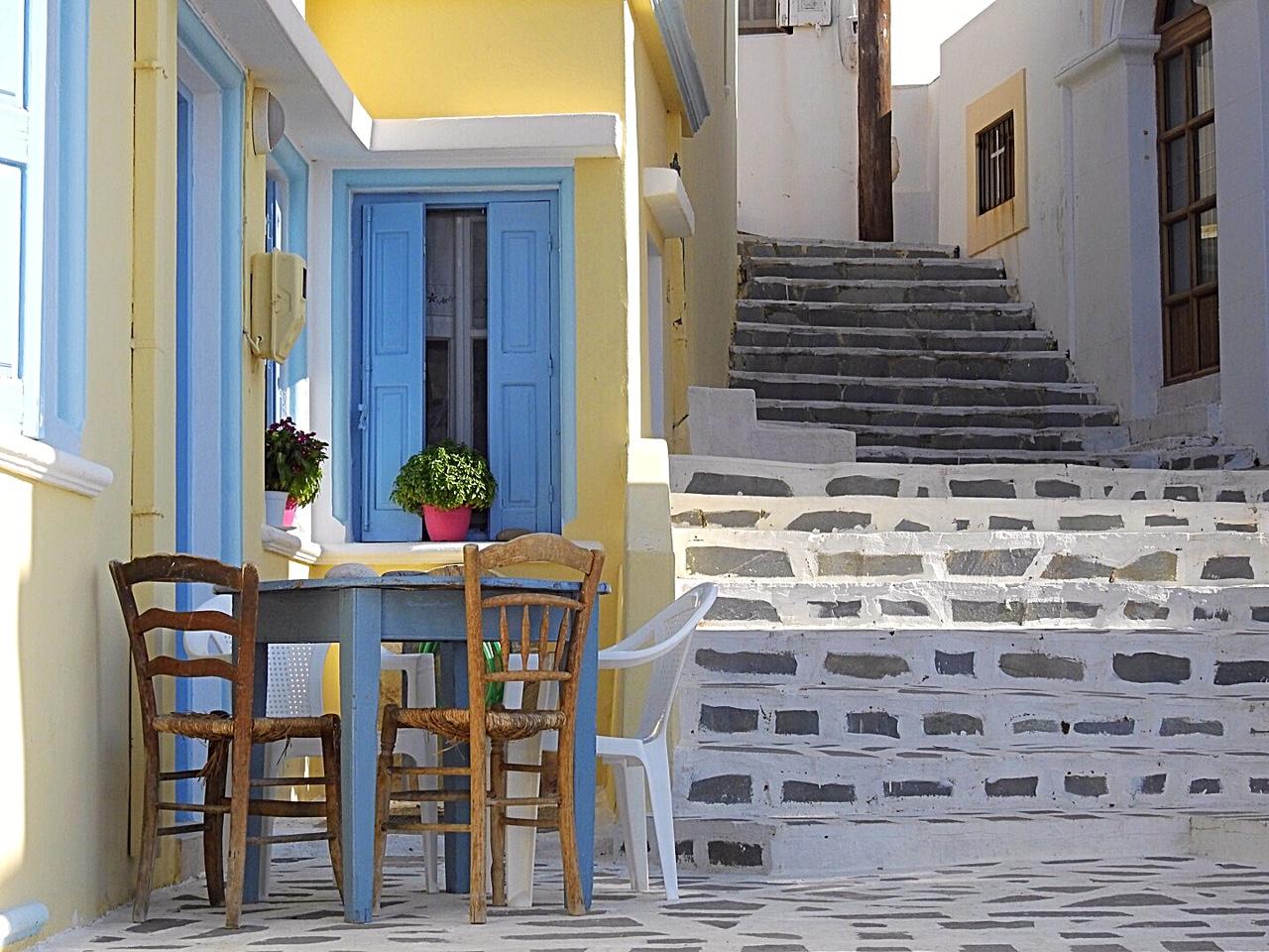 Lovely Place On Karpathos