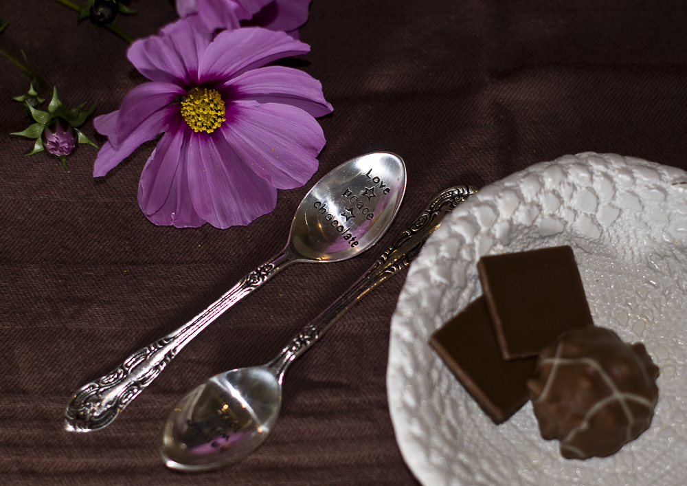 love*peace*chocolate
