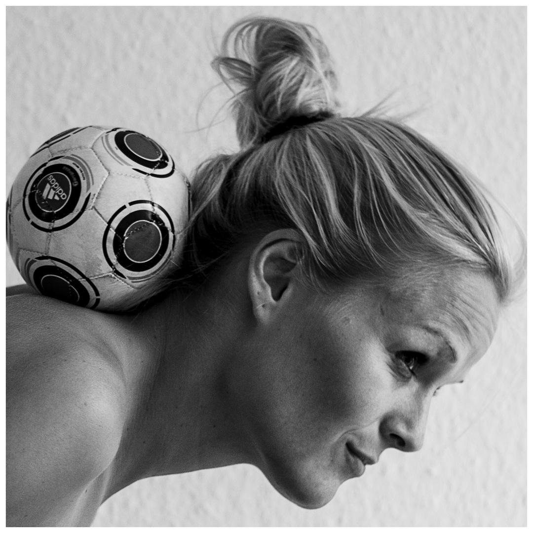 ...loves soccer