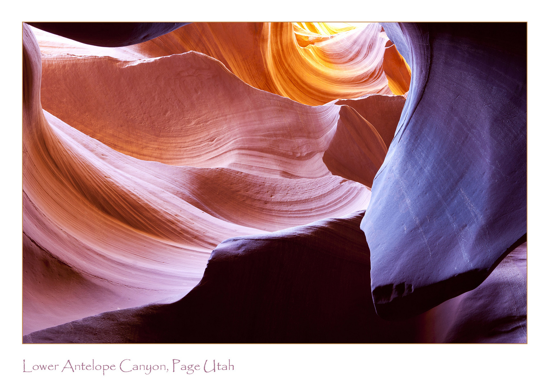 Lower Antelope Canyon Impressionen 1