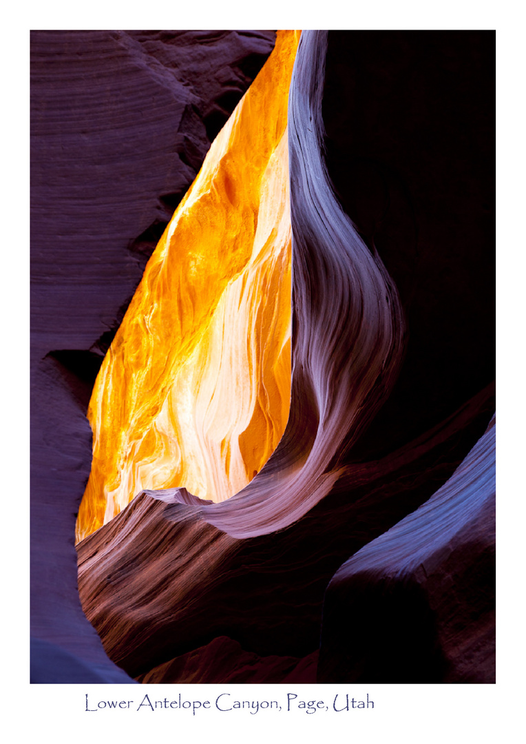 Lower Antelope Canyon Impressionen 8