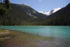 Lower Joffre Lake - Joffre Provincial Park / Coastal Mountains B.C.