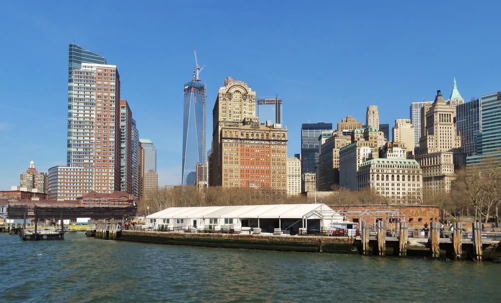 Lower Manhattan 2013
