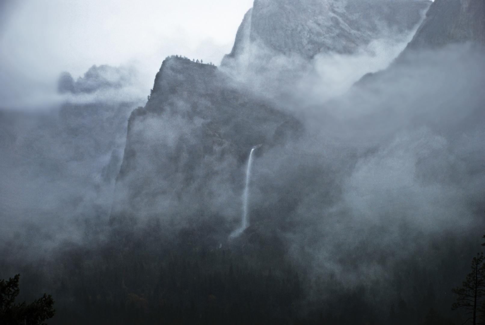 Lower Yosemite Waterfall