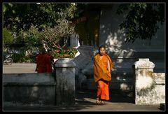 ... Luang Prabang, Laos ...