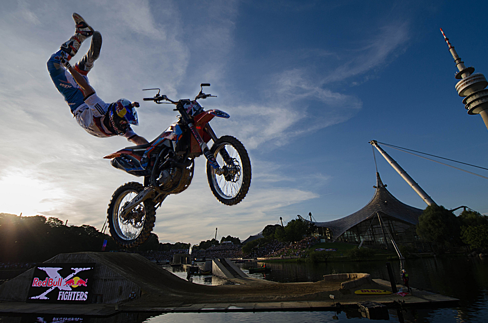 Luc Ackermann Red Bull X-Fighters