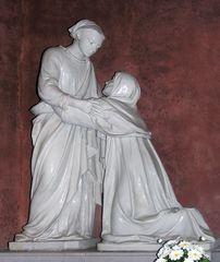 Luca della Robbia · Visitazione