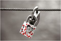 lucchetti dell'amore