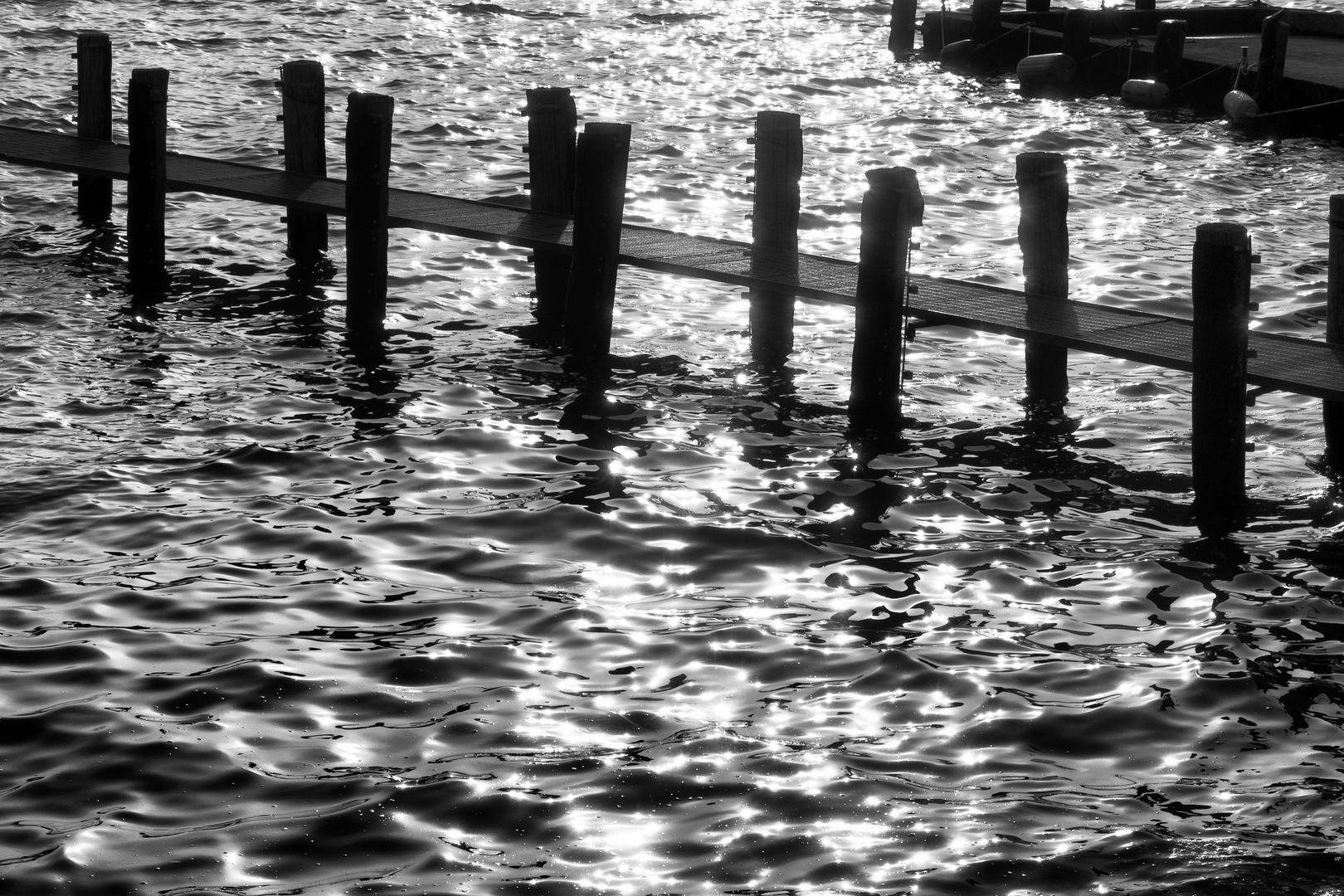 Luccichio sul lago