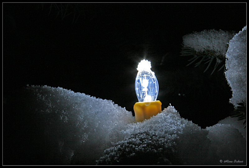 luce di natale