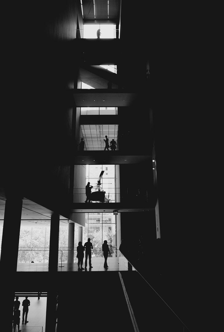 """""""Luce e spazio"""" di Giancarlo Crocicchia"""