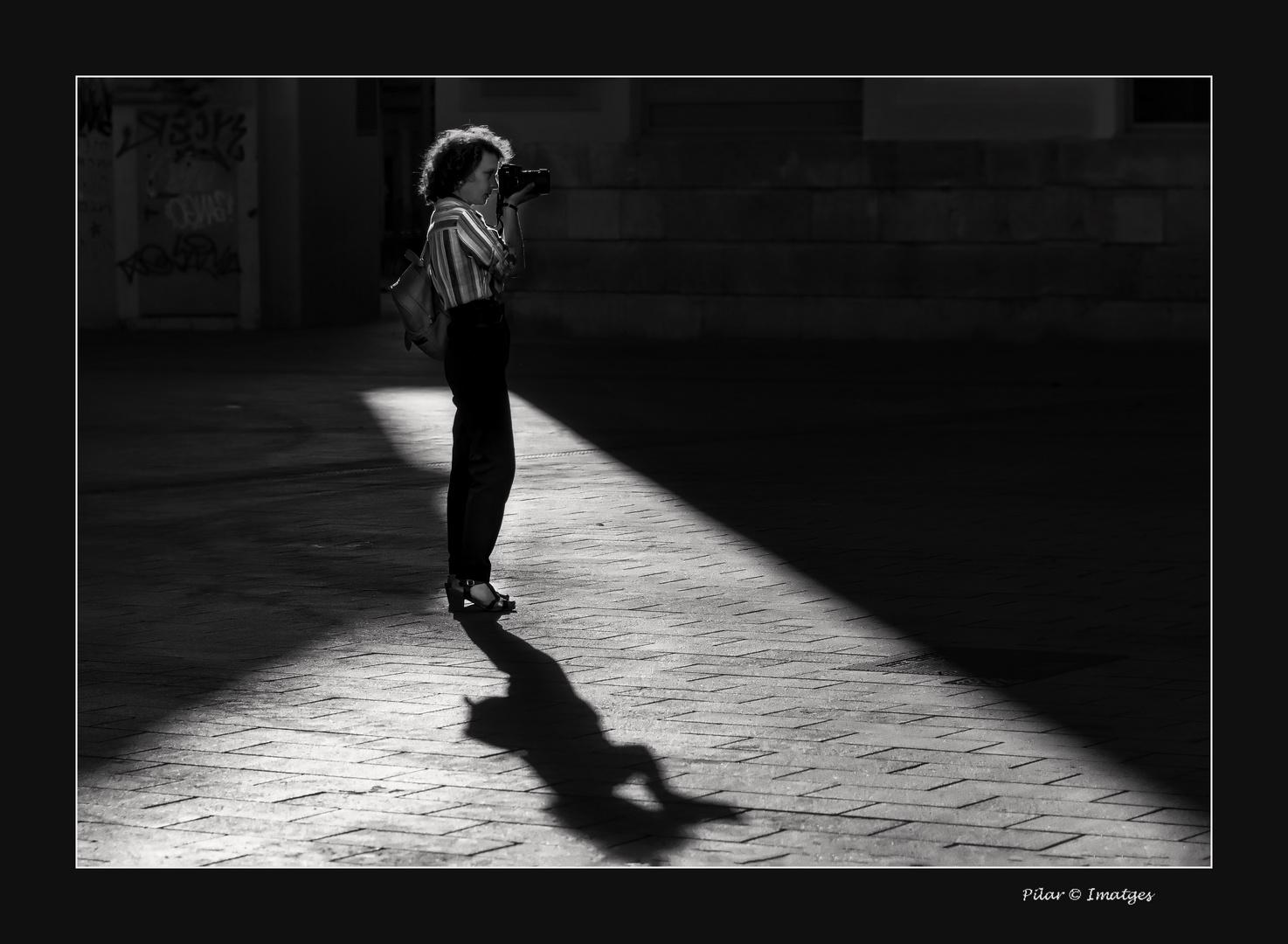 Luces y sombras de un fotografo
