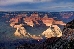 Luces y Sombras en el Canyon