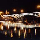 Luci sul ponte di Triana