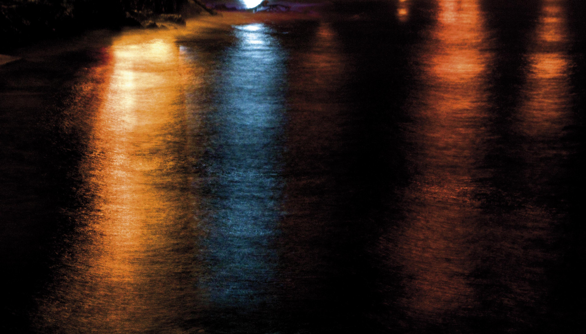 Luci sull'acqua 2