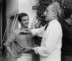 Lucien Clergue  - Cocteau,Truffaut
