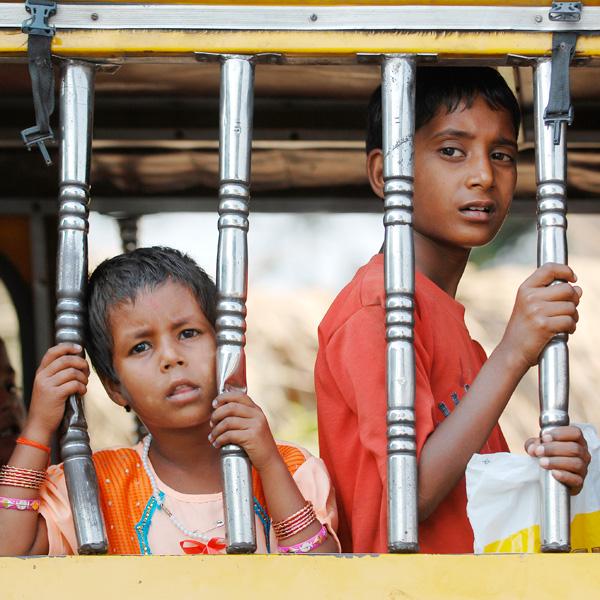 Lucknow / Indien