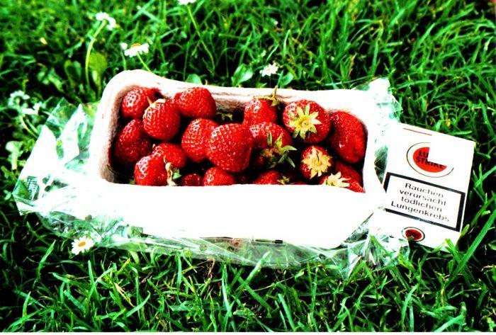 lucky strawberry