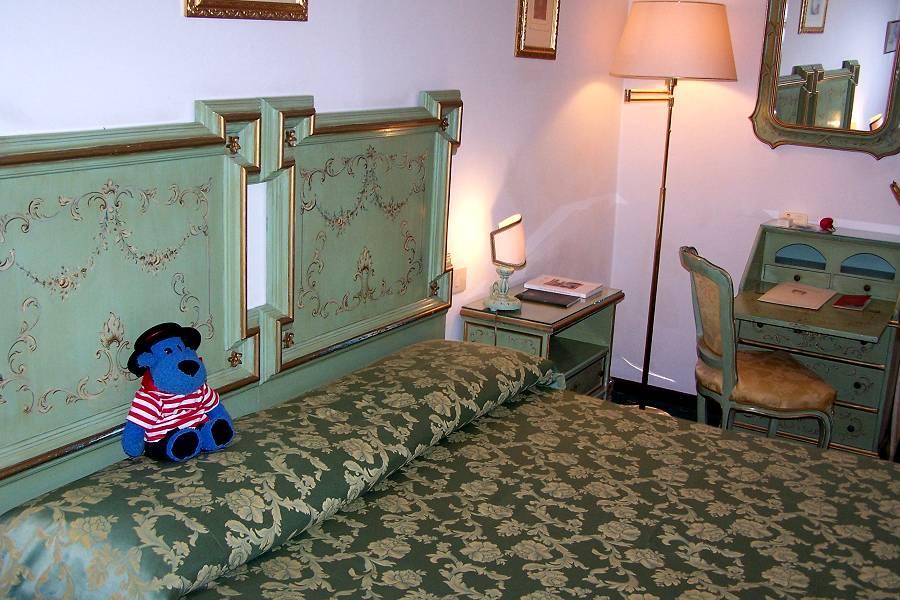 Lucs Hotelbettentest: Stilvoll in Venedig