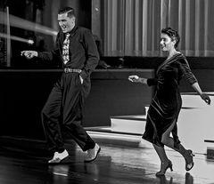 Ludovic Chanton&Stacey Aurel beim Lindy Hop