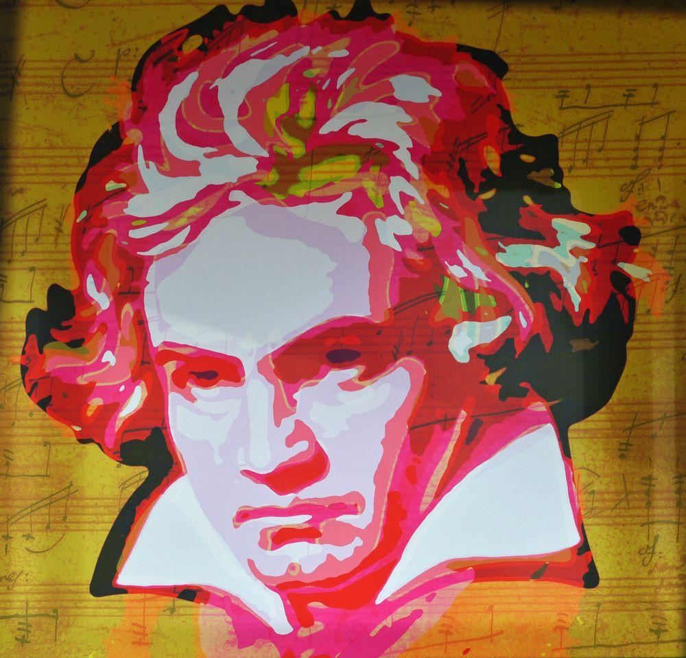 """"""" Ludwig van Beethoven """""""