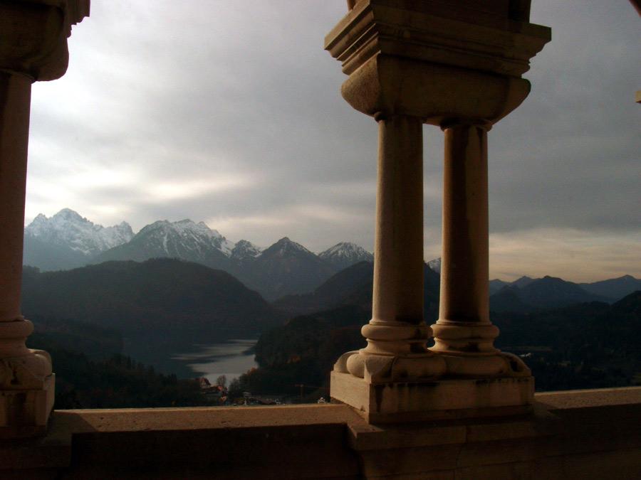 Ludwigs schöne Schlossaussicht