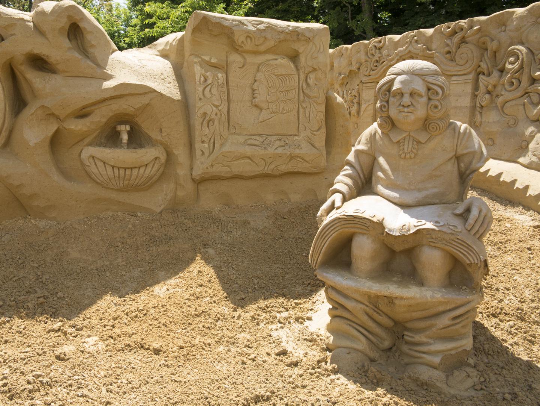 Ludwigsburg Sandwelt 3