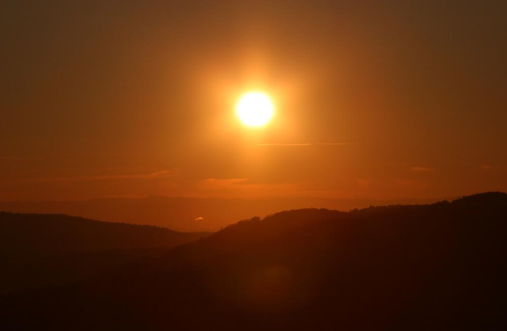 Ludwigshafen unter der Sonne