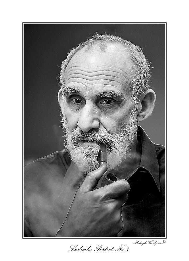 Ludwik Portret No 3