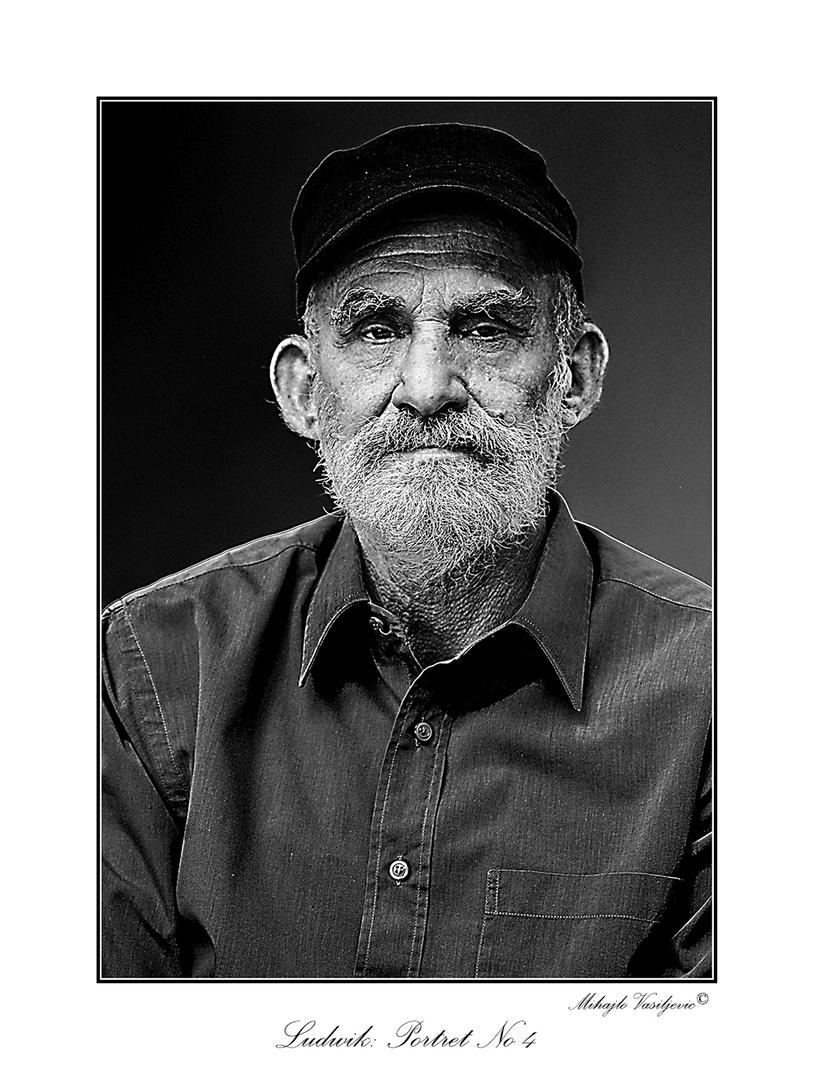 Ludwik Portret No 4