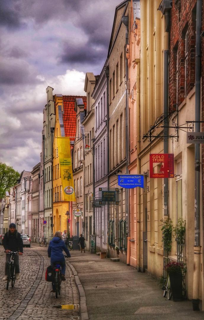 Lübeck est coloré!