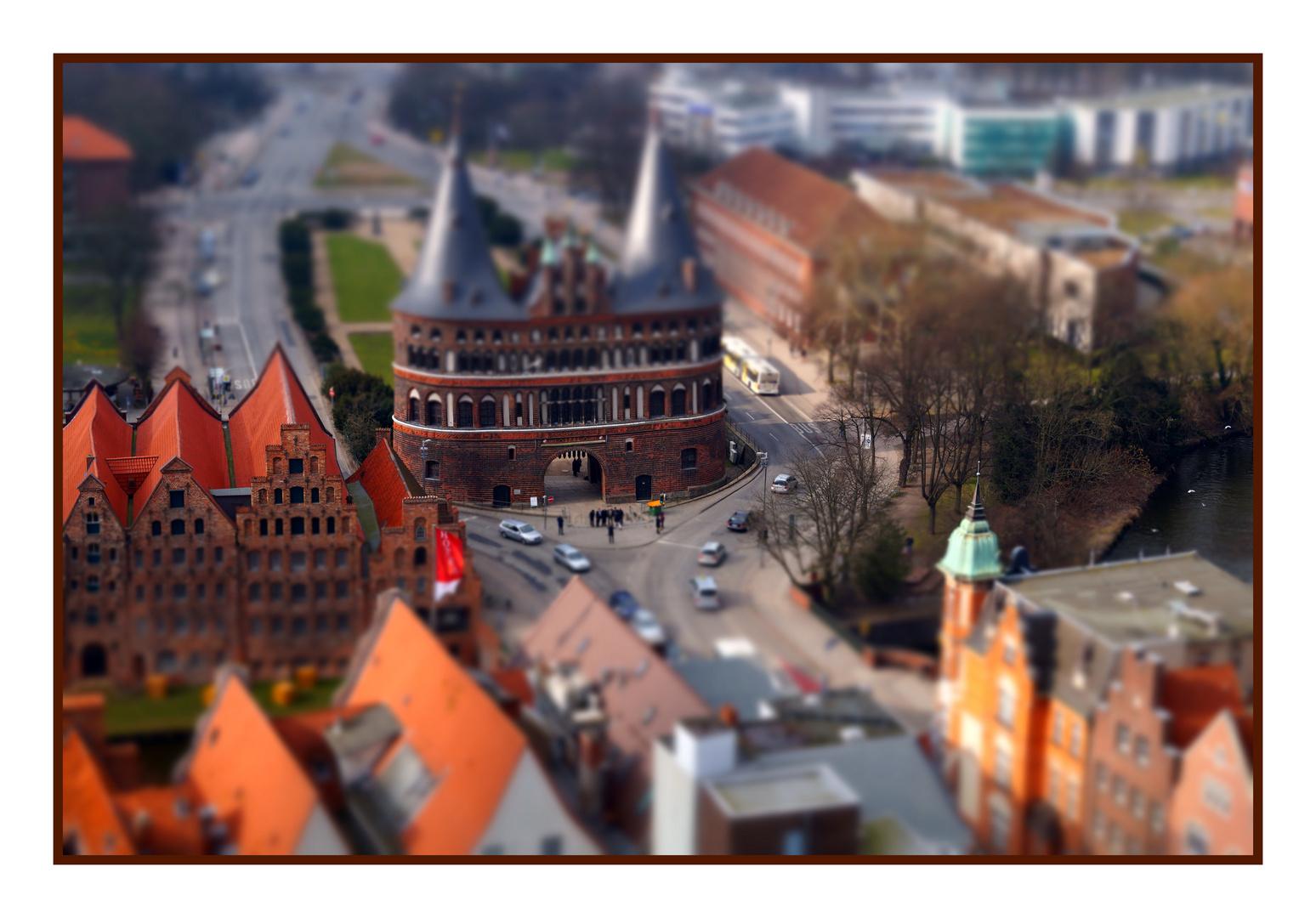 Lübeck Februar 2014