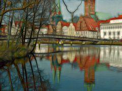 Lübeck im Spiegel