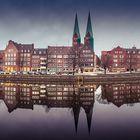 ...Lübeck im Weitblick