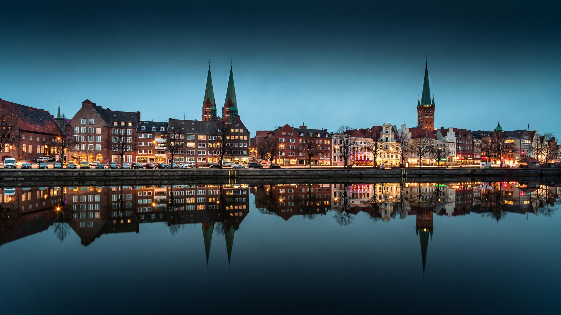 ...Lübeck ist soo cool !!
