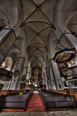 Lübeck - Jakobikirche .