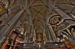 Lübeck - Jakobikirche