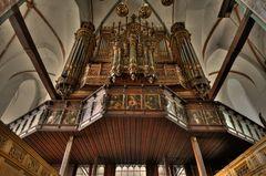 Lübeck - Jakobikirche ..