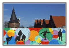 Lübeck mal anders gesehen