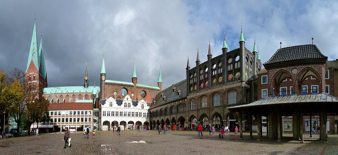 Markt.De Lübeck