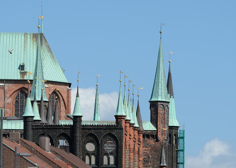 Lübeck und seine Türme