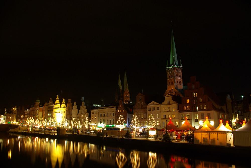 Weihnachten Lübeck