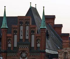 Lübecks Dächer