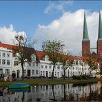 Lübecks Obertrave