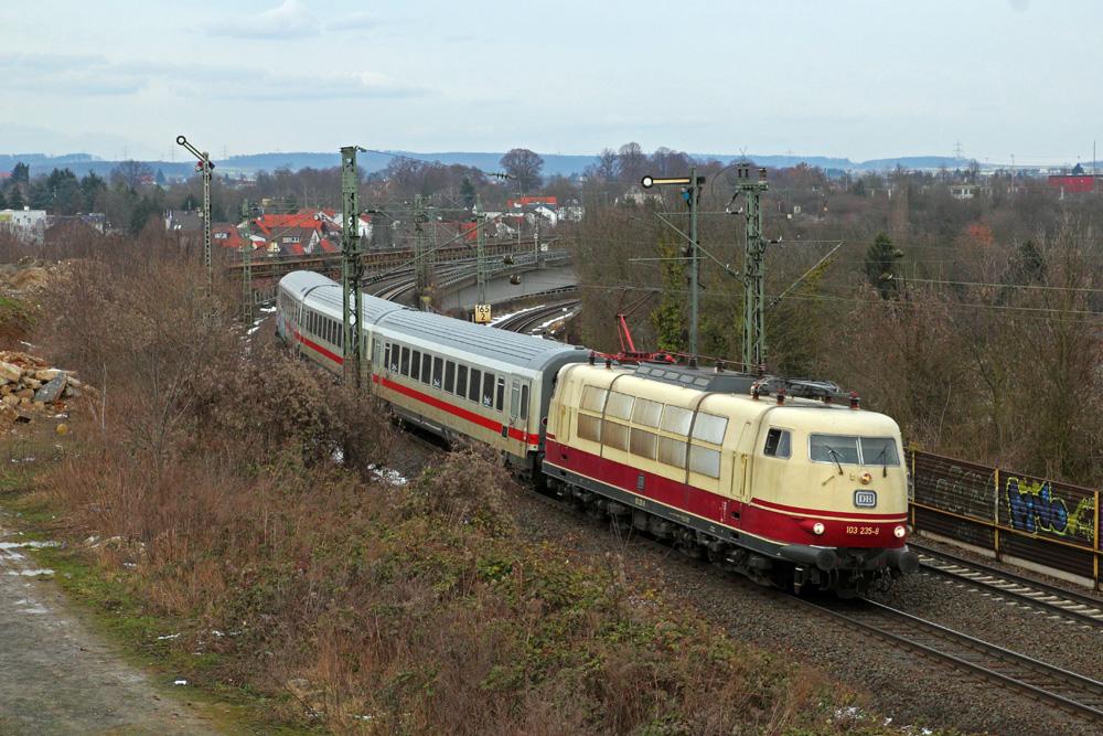 Lückenfüller Baureihe 103
