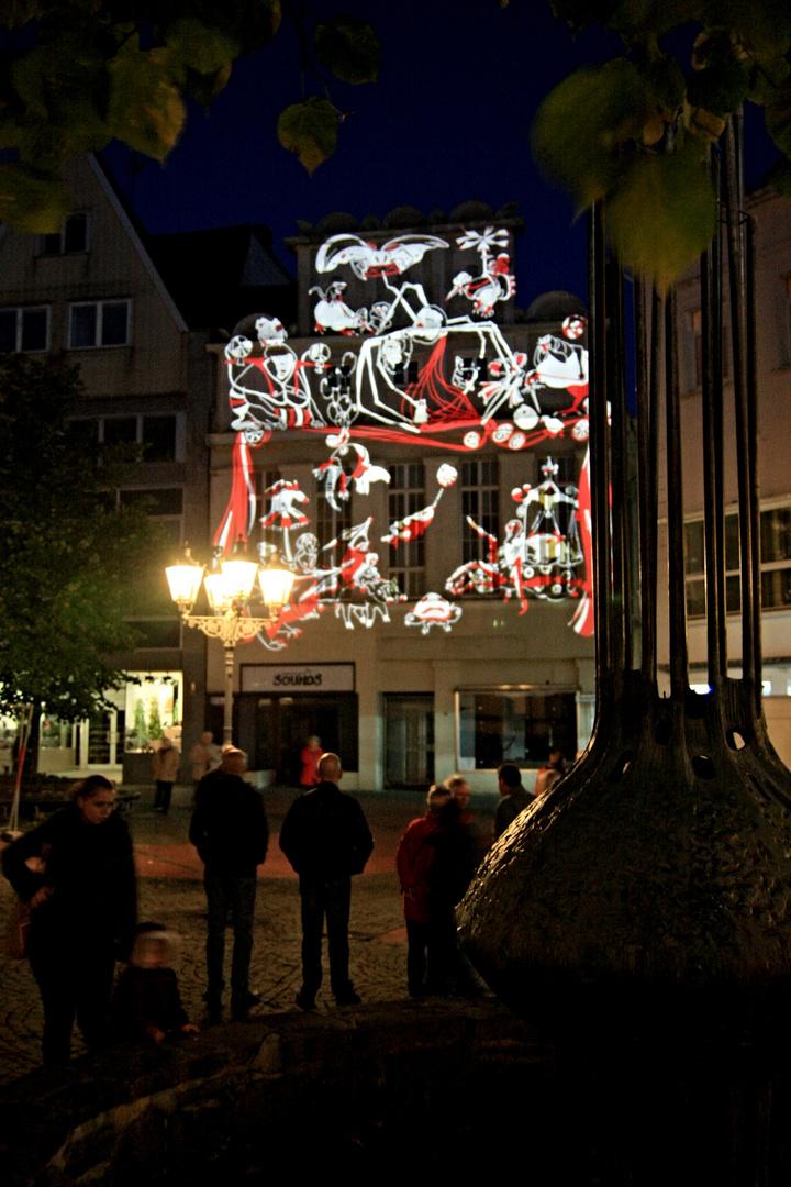 Lüdenscheid Lichtrouten 2
